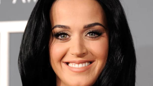 Katy Perry - Grammys 2013 makeup