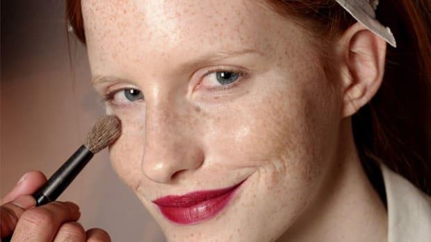 Rochas - Spring 2013 makeup