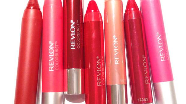Revlon ColorBurst Matte and Lacquer Balms review
