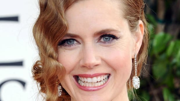 Amy Adams - Golden Globe Awards 2013