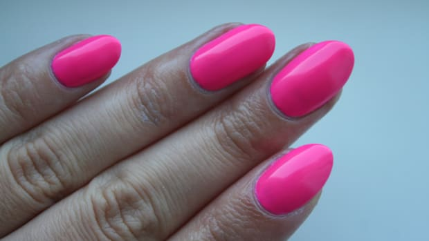OPI Neon Revolution Pink Outside the Box