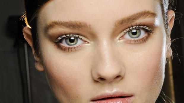 Christian Dior - Fall 2012 makeup