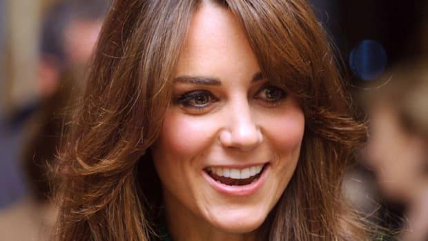 Kate Middleton bangs