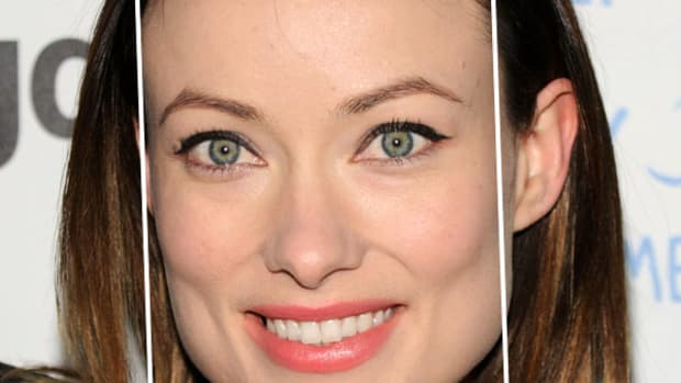 Olivia Wilde square face