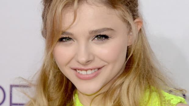 Chloe Moretz - People's Choice Awards 2013