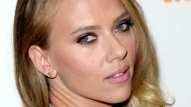 Scarlett Johansson makeup - Under the Skin premiere, Toronto 2013