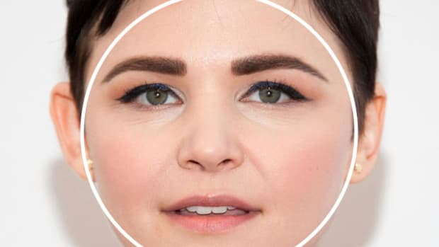 Ginnifer Goodwin round face