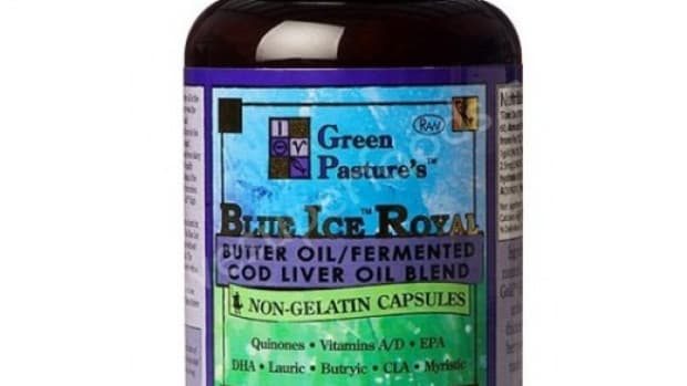 Green Pasture Cod Liver Oil Butter Oil Capsules