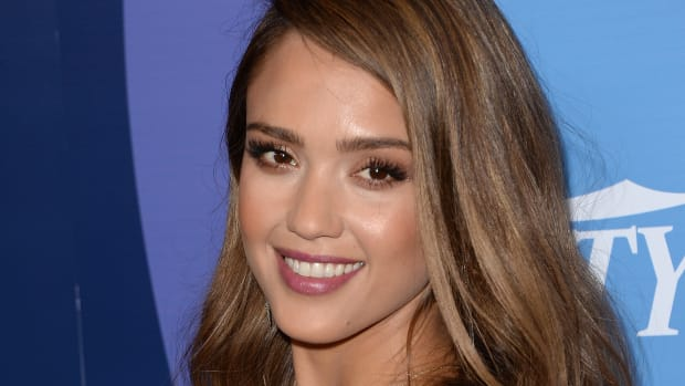 Jessica Alba - Variety Power of Women event, 2013