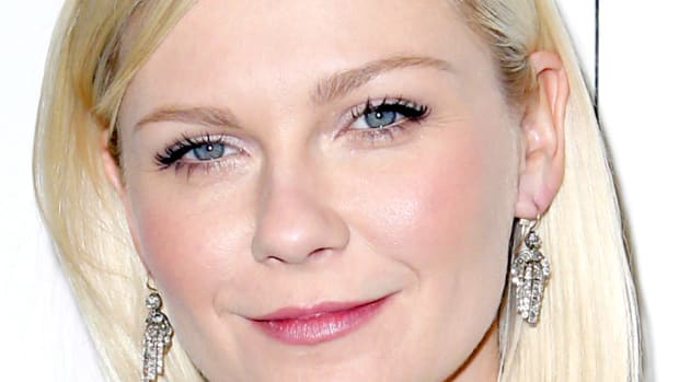 Kirsten Dunst, The Two Faces of January premiere, 2014