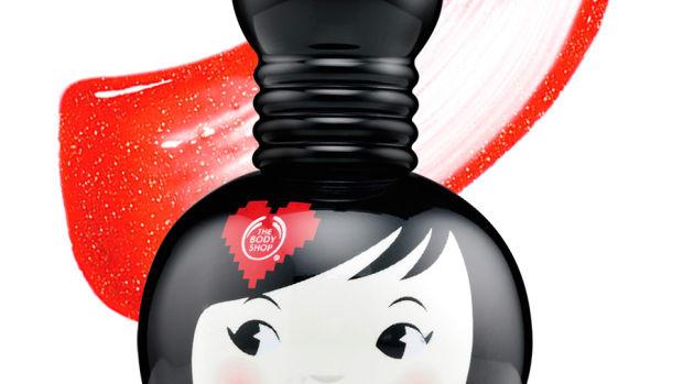 The Body Shop Geisha Doll Lip & Cheek Stain