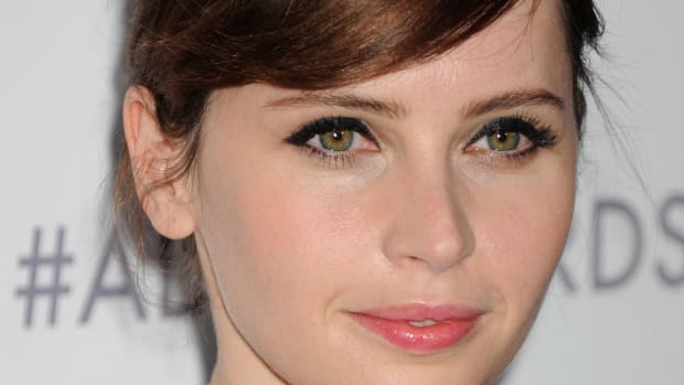 Felicity Jones, ADG Awards 2015