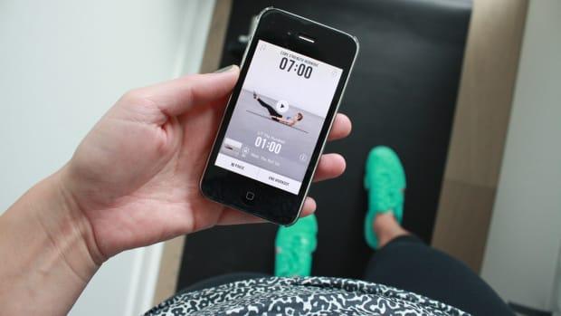 Nike NTC app