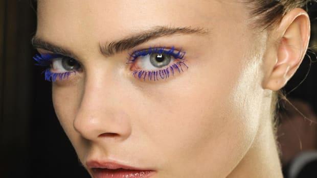 Stella McCartney - Fall 2012 makeup