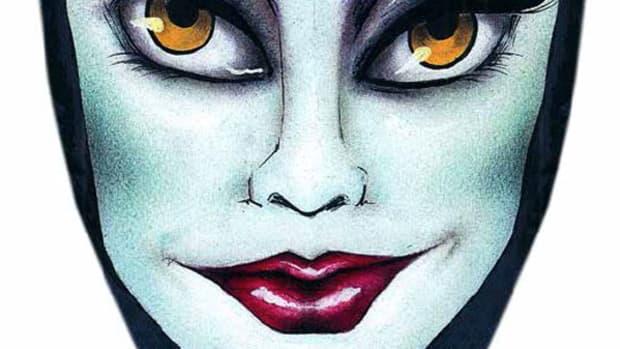 Halloween Queen Halloween look