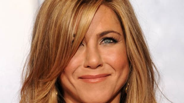 How to go blonde at home - Jennifer Aniston - Golden Globes 2010
