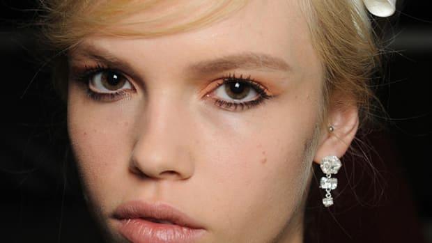 Louis Vuitton - Spring 2013 makeup