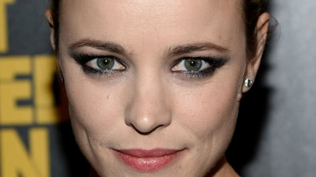 Rachel McAdams makeup, A Most Wanted Man premiere, 2014 (3)