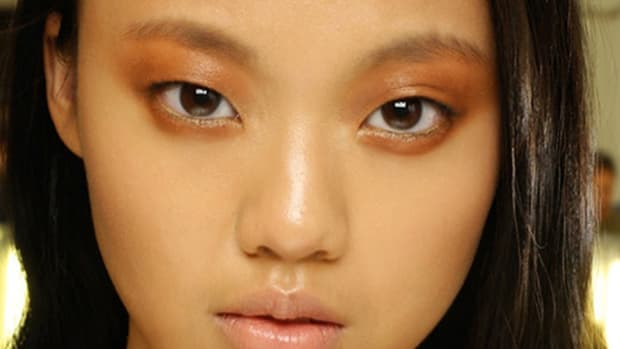 House of Holland - Spring 2013 makeup