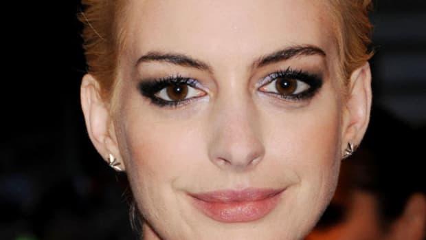 Anne Hathaway - Met Ball 2013