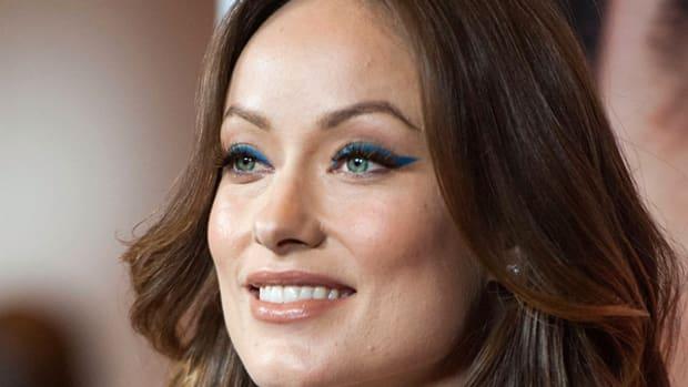 Olivia Wilde makeup, Her premiere, 2013 (1)