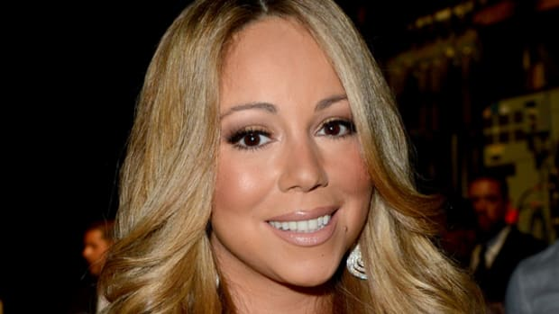 Mariah Carey - BET Awards 2012