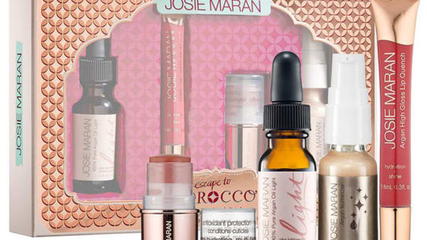 Josie Maran Escape to Morocco
