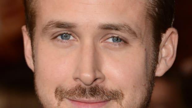 Ryan Gosling, Gangster Squad premiere, 2013