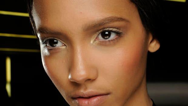 Dolce & Gabbana - Fall 2012 makeup