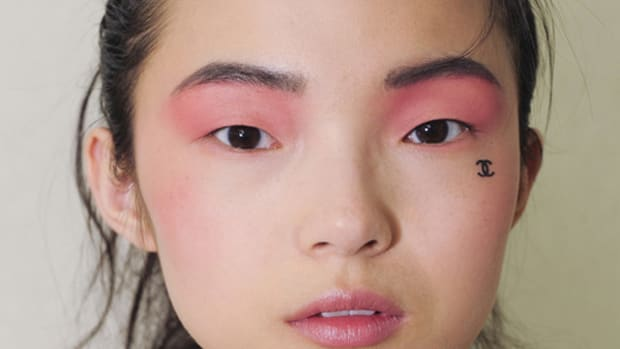 Chanel - Cruise 2013 makeup