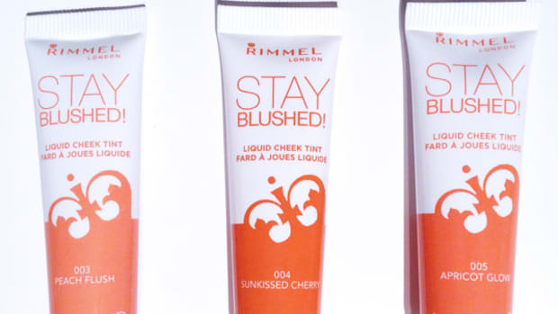 Rimmel Stay Blushed Liquid Cheek Tint review