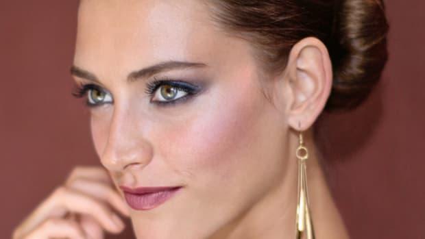 Dr. Hauschka AW12 makeup look