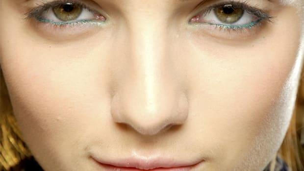 Stella McCartney - Spring 2013 makeup