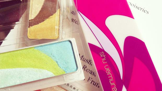 Shu Uemura Eye-Conic event products