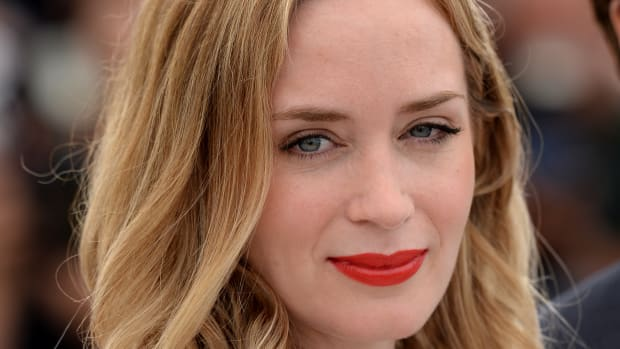 Emily Blunt, Sicario photocall, Cannes 2015