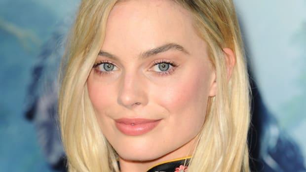 Margot Robbie, Legend of Tarzan premiere, 2016