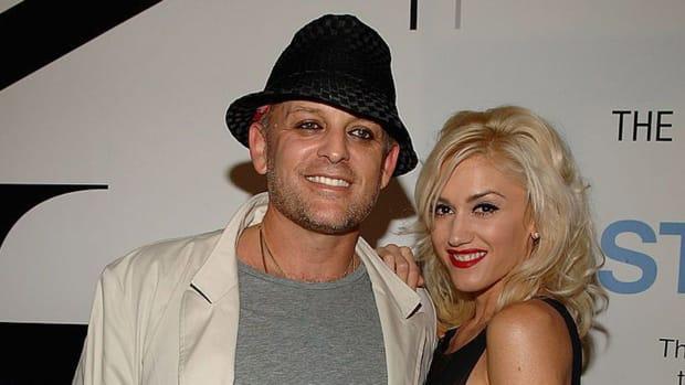 Danilo with Gwen Stefani
