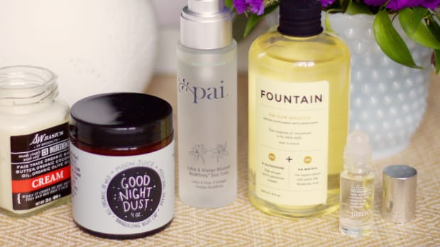 Natural and organic beauty gift ideas