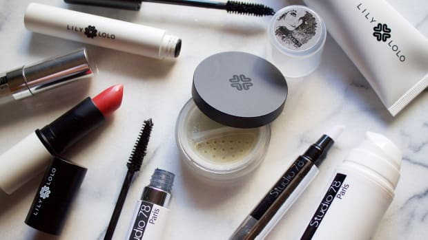 Natural makeup brands