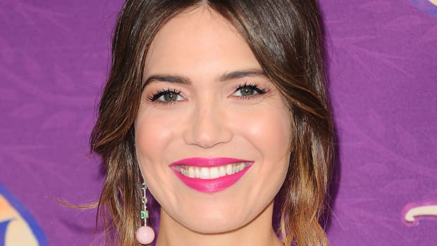 Mandy Moore, Tangled Before Ever After premiere, 2017