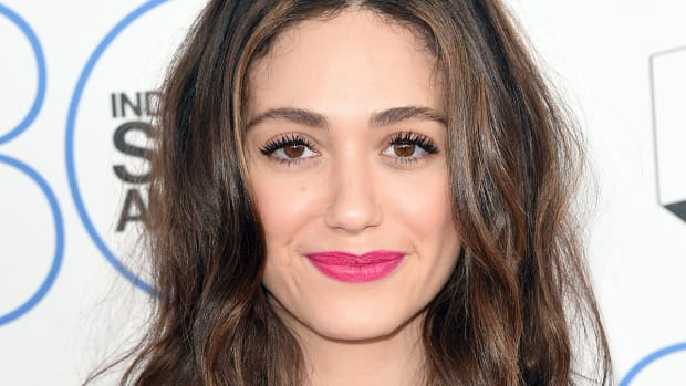 Emmy Rossum, Independent Spirit Awards 2015