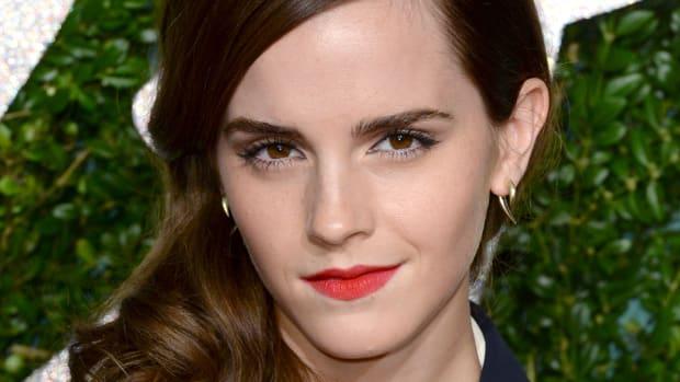 Emma Watson, British Fashion Awards 2014