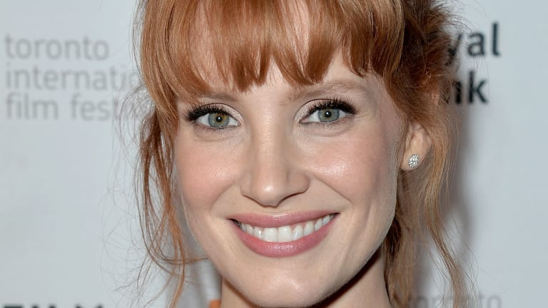 Could Jessica Chastain's Eyes Look Any Brighter? Here's Why