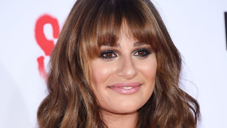Lea Michele's Hair Has Never Looked Better, and Here's Why