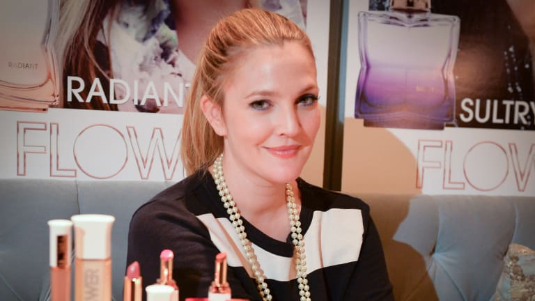 Drew Barrymore on the Launch of Flower Beauty in Canada