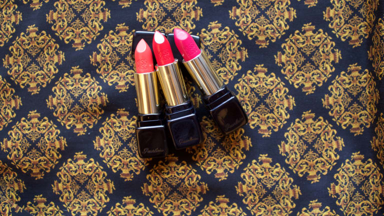 Check Out Guerlain's New and Improved Kiss Kiss Lipstick
