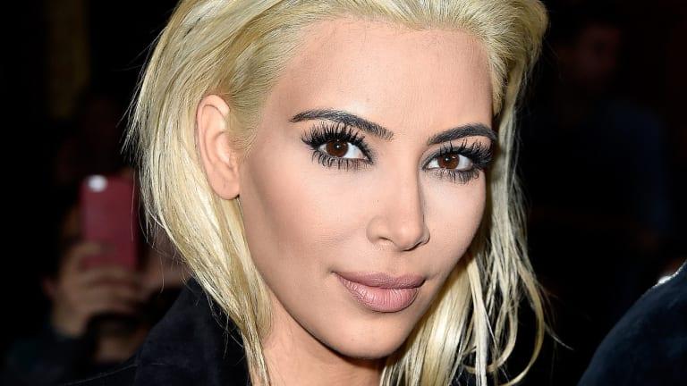 Do or Don't: Kim Kardashian's New Platinum Blonde Hair Colour