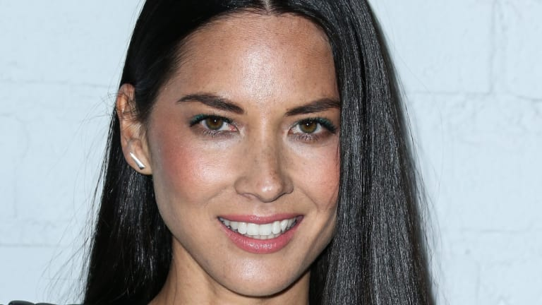 Put Down Your Black Eyeliner and Try Olivia Munn's Shade Instead