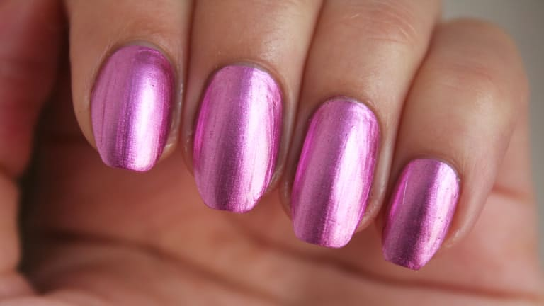 Your Guide to Every Nail Polish Finish Out There