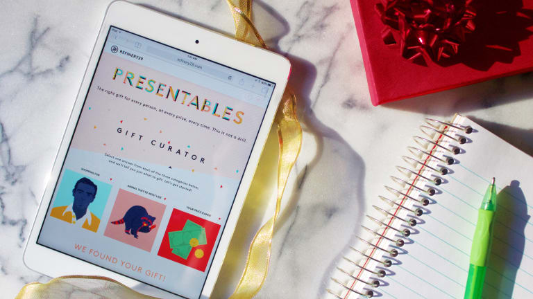 The New Gift Curator by Refinery29 Helps You Find the BEST Gifts